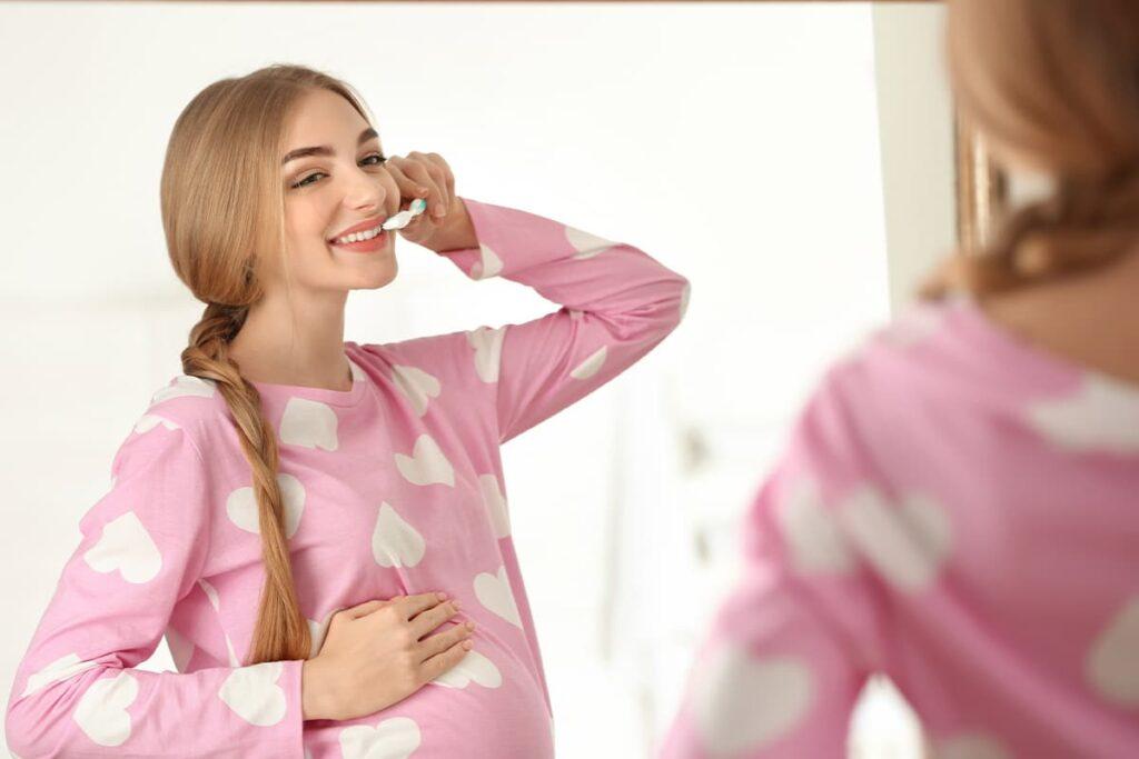 Hamilelikte Ağız ve diş bakımı