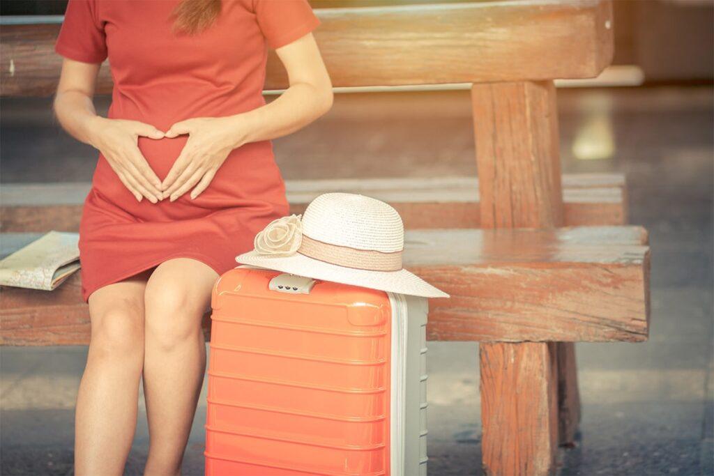 Hamilelikte Yolculuk yapın ama kısa kısa